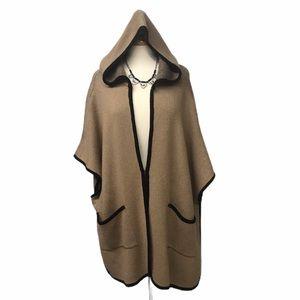 Ellison Hooded Shrug Size Large